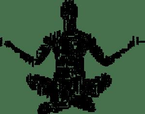 Le yoga est silencieux